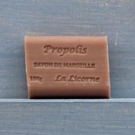 PROPOLI vanigliata Saponetta di Marsiglia 100g