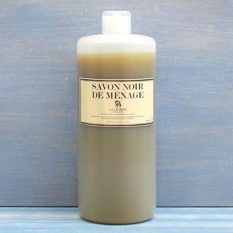 Sapone nero liquido all'olio d'oliva 1000ml