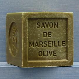 Cubo di Marsiglia OLIVE 600g