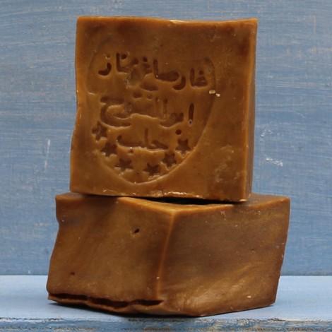 Sapone di ALEPPO (20% olio d'alloro) 200g