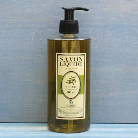 OLIVE Sapone liquido/doccia 500 ml