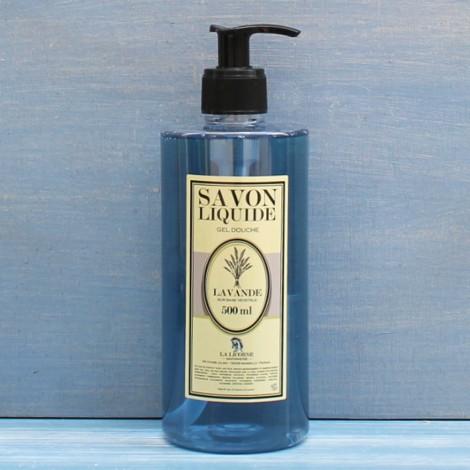 LAVANDA Sapone liquido/doccia 500 ml