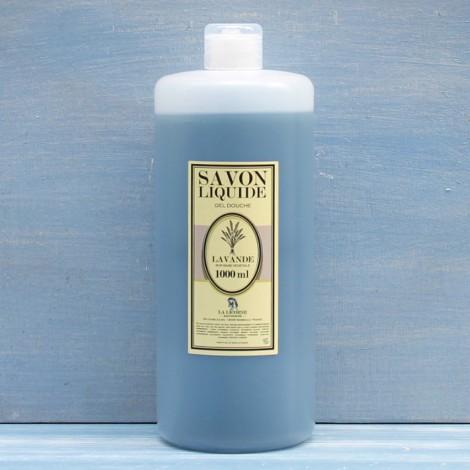 LAVANDA Sapone liquido/doccia 1000 ml