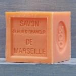 Cubo di Marsiglia FIORI d'ARANCIO 300g