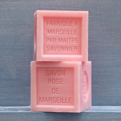 Cubo di Marsiglia ROSA E MIELE 300g